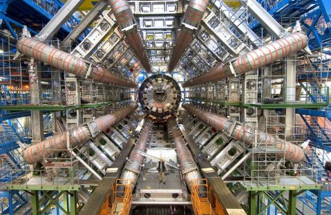 ATLAS at the LHC - an incredible feat of engineering!